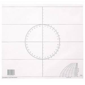 Bilde av Universal plotting sheet