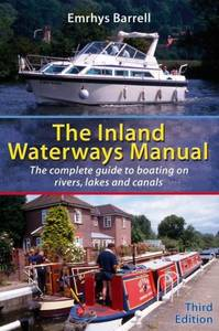 Bilde av The inland waterways manual : the complete guide to boating on r