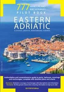 Bilde av 777 Harbours and Anchorages: Croatia, Slovenia and Montenegr