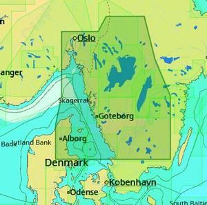 Bilde av C-Map Reveal / Discover - Local: Torekov til Larvik