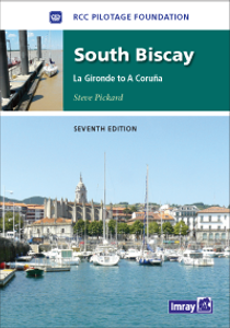 Bilde av South Biscay Pilot - The Gironde Esturay to La Coruna