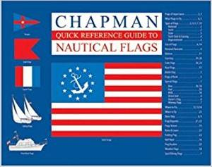 Bilde av Chapman Quick Reference Guide to Nautical Flags