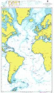 Bilde av A Planning Chart for the Atlantic Ocean
