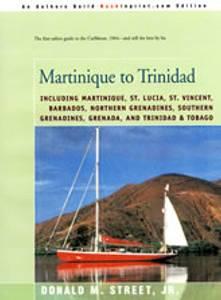 Bilde av Streets' Guide Martinique to Trinidad