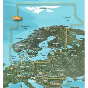 Bilde av BlueChart G3 Vision HD L / Nord-Europa (VEU721L)