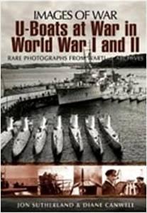 Bilde av U-Boats at War in World War I and II (Images of War)