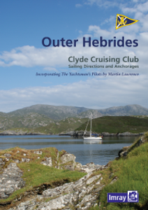 Bilde av Outer Hebrides - Sailing directions and anchorages -  CCC