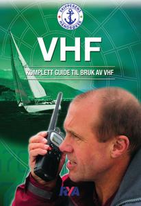 Bilde av VHF - Komplett guide til bruk av VHF