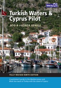 Bilde av Turkish Waters & Cyprus Pilot (9th edition)
