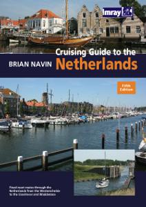 Bilde av Cruising Guide to The Netherlands
