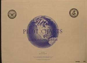 Bilde av Pilot Chart Atlas - South Atlantic Ocean
