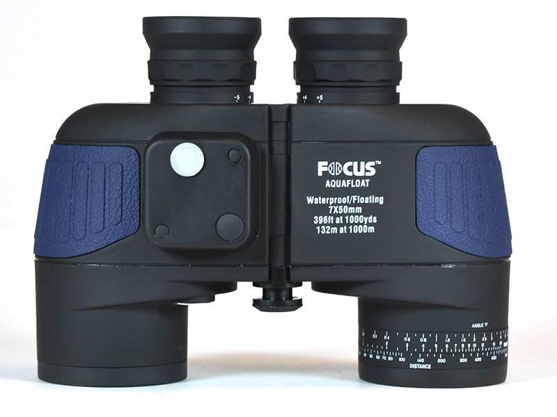 Focus Aquafloat 7x50 med peilekompass
