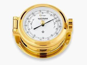 Bilde av Wempe Nautik: Barometer - messing