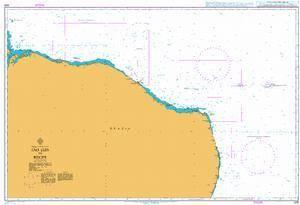 Bilde av British Admiralty kart 528: Sao Luis to Receife