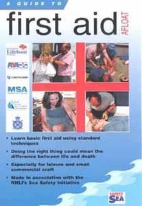 Bilde av First Aid Afloat - DVD