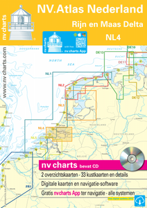 Bilde av NL4 - NV.Atlas: Rijn & Maas Delta