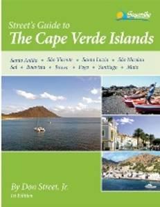 Bilde av Streets' Guide to the Cape Verde Islands