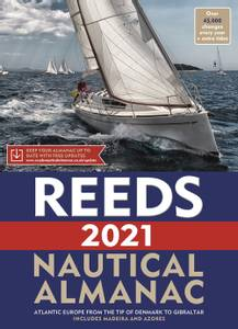 Bilde av Reeds Nautical Almanac 2021