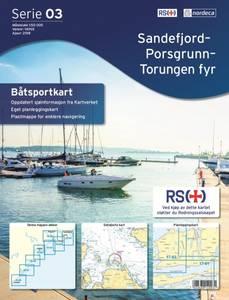 Bilde av 03: Sandefjord-Porsgrunn-Torungen NY 21021