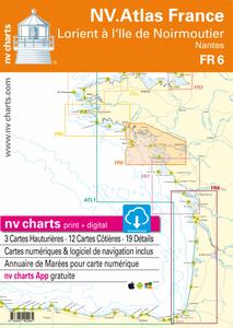 Bilde av FR6 - NV.Charts: Lorient a I'lle de Noirmoutier
