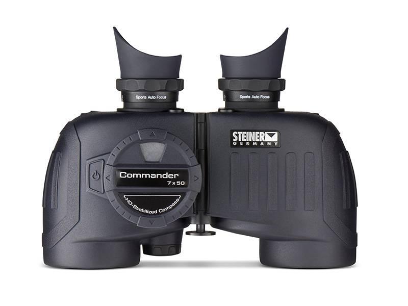 Steiner Commander 7x50 med peilekompass