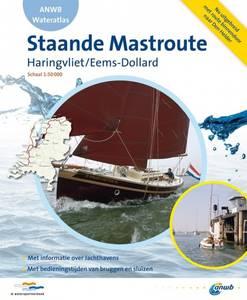 Bilde av Stande Mastroute - ANWB Waterkarten