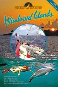 Bilde av Sailors Guide to Windward Islands 2019-2020