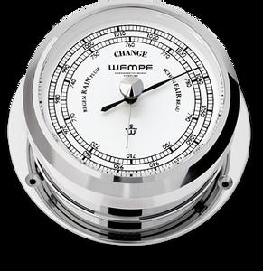 Bilde av Wempe Pirat II: Barometer - chrome