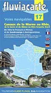 Bilde av Navicarte 17: Marne au Rhin