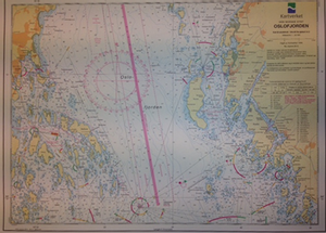 Bilde av Kart til Skolebruk, Oslofjorden