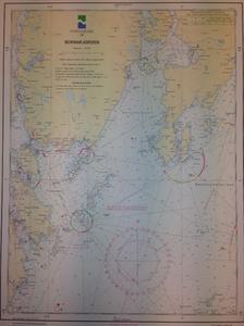 Bilde av Kart til Skolebruk, Boknafjorden