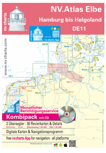Bilde av DE11 - NV.Atlas Hamburg bis Helgoland