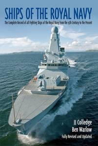 Bilde av Ships of the Royal Navy