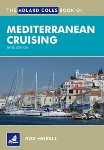 Bilde av Adlard Coles book of Mediterranean Cruising