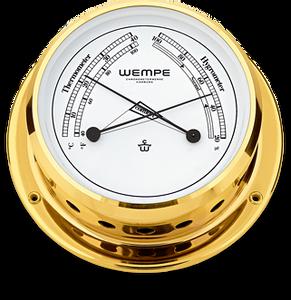 Bilde av Wempe Skiff: Comfortmeter - messing