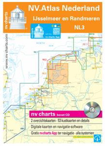 Bilde av NL3 - NV.Atlas: Ijsselmeer en Randmeeren