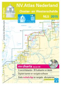 Bilde av NL5 - NV.Atlas: Ooster- & Westerschelde