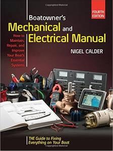 Bilde av Boatowner's Mechanical & Electrical Manual