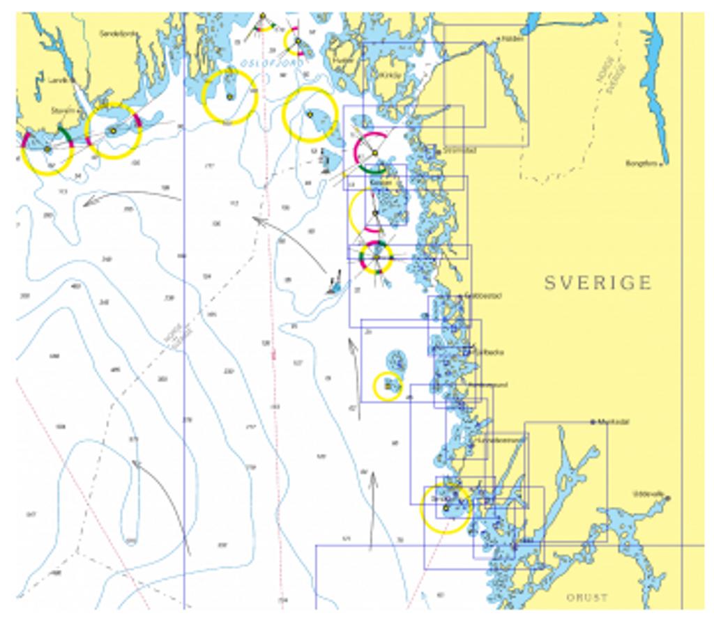 SE5.1 - NV.Atlas: Svenska västkusten norra