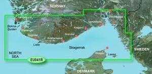 Bilde av BlueChart G3 HD: Oslo - Skagerrak - Haugesund (HXEU041R)