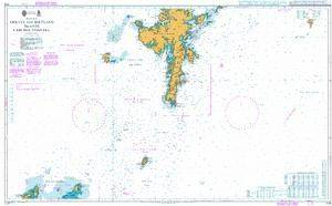 Bilde av Orkney and Shetland Islands Fair Isle Channel