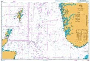 Bilde av North Sea - Northern Sheet