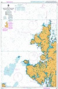 Bilde av Shetland Islands North - West Sheet