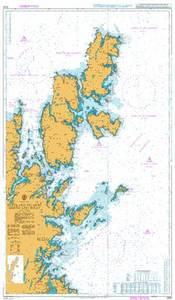 Bilde av Shetland Islands North - East Sheet