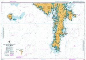 Bilde av Shetland Islands - South Sheet