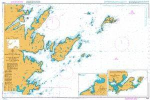 Bilde av Shetland Islands Moul of Eswick to Lunna Holm inc. Out Skerr