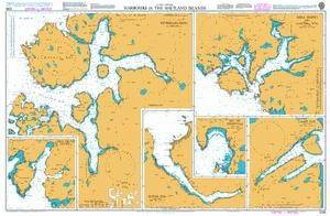 Bilde av Harbours in the Shetland Islands