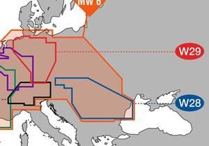 Bilde av C-Map Max Wide: Germany Inland (W29)