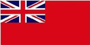 Bilde av Gjesteflagg England 30 cm