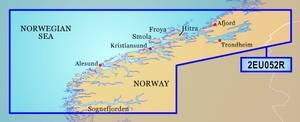 Bilde av BlueChart G3 HD: Sognefjorden - Svefjorden (HXEU052R)